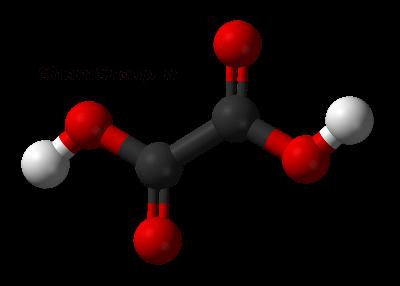 ساخت نانوحسگری جهت اندازهگیری اگزالیک اسید