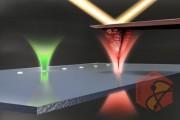 تعیین ماهیت پیوندهای هالوژنی به کمک میکروسکوپ نیروی اتمی