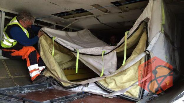ساخت کیف ضد بمب برای ایمنی پروازهای تجاری