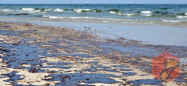 آئروژل نیترید بور برای زدایش نفت و حلال آلی از آب