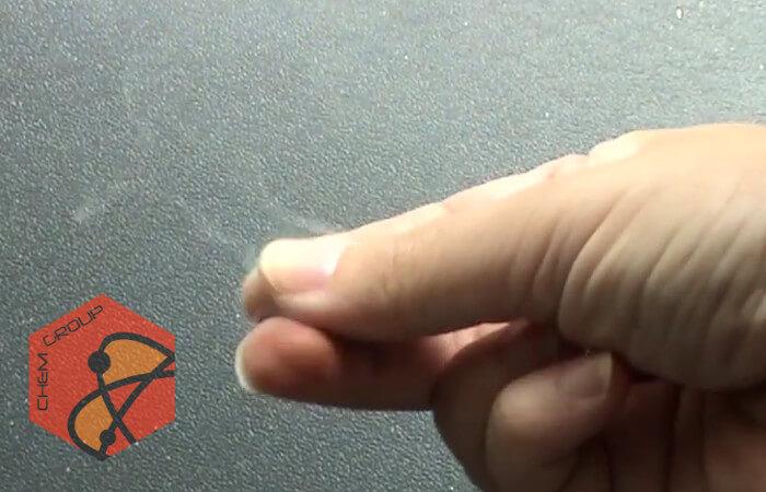 تولید دود توسط انگشتان دست