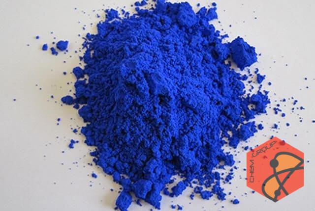 کشف رنگدانه جدیدی از رنگ آبی
