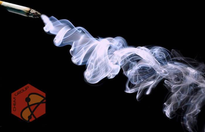 دود دست دوم سیگار معادل 80 نخ سیگار است