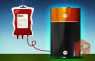 ساخت باتری های قابل شارژ از خون