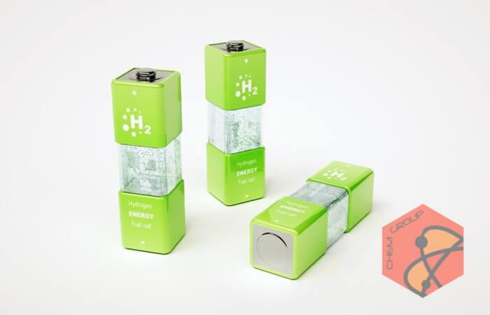 ساخت اولین مخزن جیبی حمل هیدروژن مایع