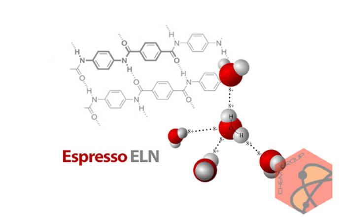 نرم افزار مستندسازی فعالیت های آزمایشگاه شیمی Espresso ELN v7.3.2.0