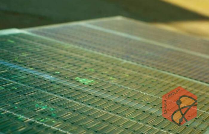ساخت پیاده رو خورشیدی با پلاستیک بازیافتی