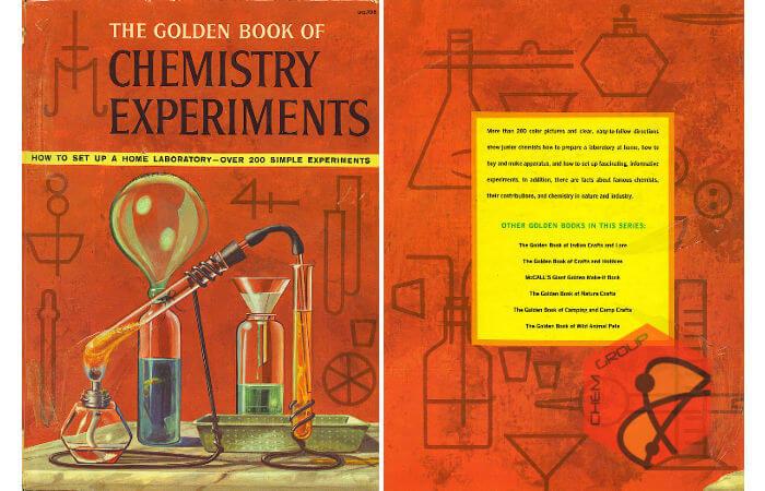 کتاب طلایی آزمایش های شیمی، چگونگی راه اندازی یک آزمایشگاه خانگی