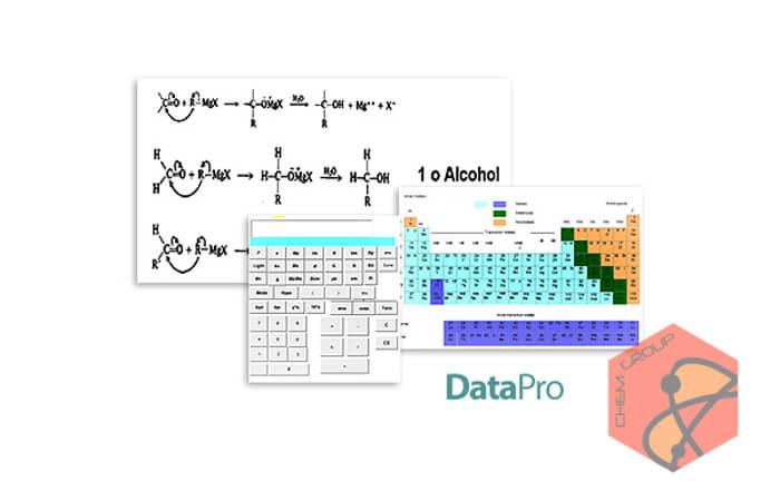 نرم افزار انجام محاسبات شیمیایی DataPro v10.0