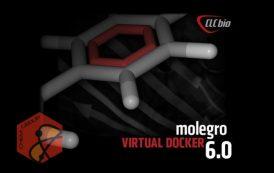 نرم افزار پیش بینی و مدلسازی داکینگ مولکولی Molegro Virtual Docker v6.0