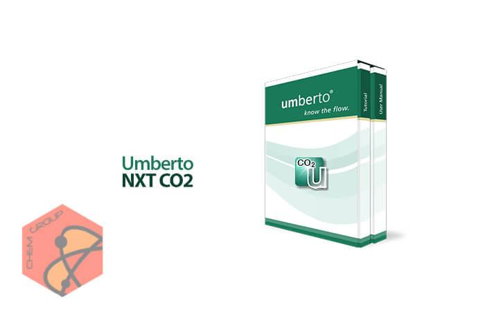 نرم افزار محاسبه تاثیرات کربنی یک محصول در طول چرخه ی تولید Umberto NXT CO2 v7.1