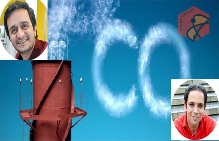 تولید مواد انقلابی برای ذخیره سازی دی اکسید کربن