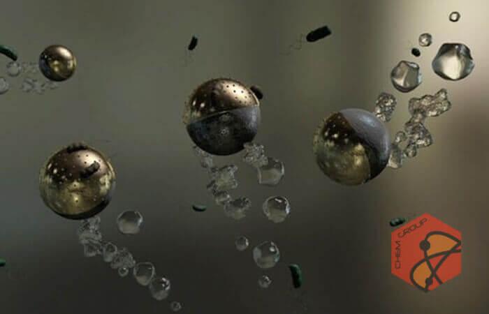 تصفیه آب با میکرو ربات های شناور