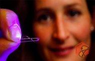 تبدیل مستقیم نور به جنبش با پلیمر کریستال مایع