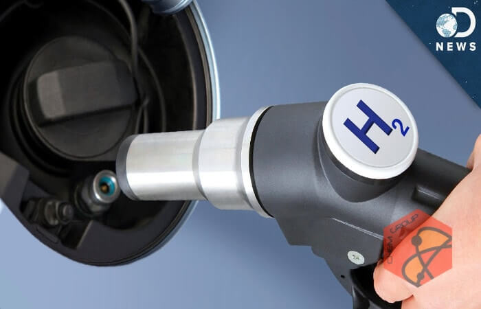تولید نانو الکترودی برای تبدیل آب به سوخت هیدروژن