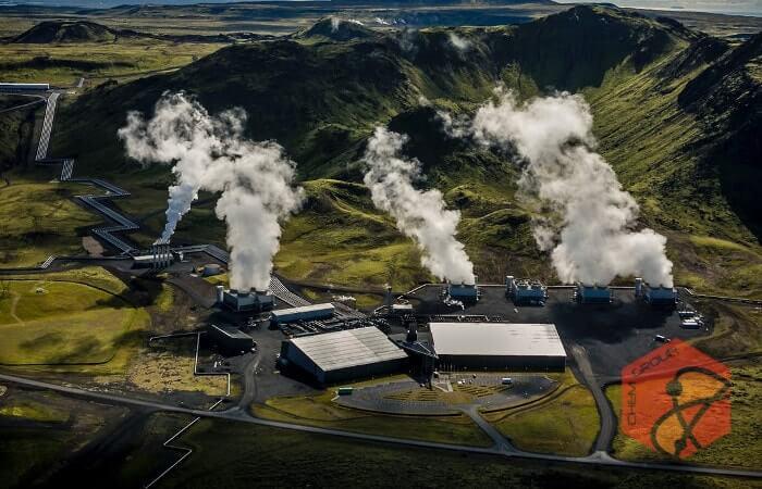 تبدیل دی اکسید کربن به سنگ برای اولین بار در جهان