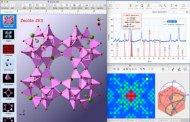 نرم افزار شبیه سازی انکسار ذرات نوترون و اشعه ایکس CrystalDiffract