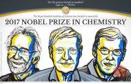 برندگان نوبل شیمی 2017