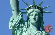 چرا مجسمه آزادی سبز است؟