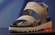 خارج کردن گرمای پا توسط کفش های گرافنی