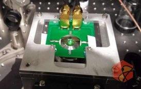ایجاد نقص بلوری در الماس با استفاده از TEM
