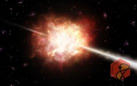 بازسازی انفجارهای گاما برای اولین بار در آزمایشگاه