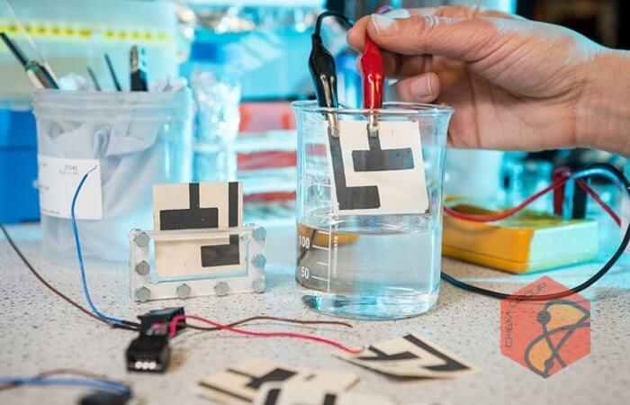 حسگر کاغذی ارزان قیمت برای سنجش آلودگی آب