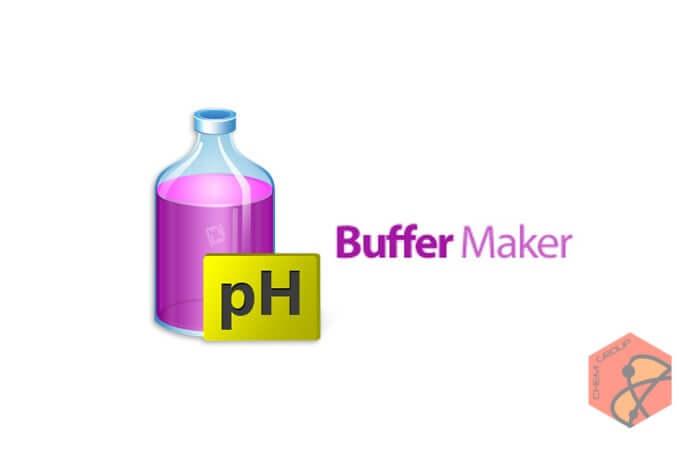 نرم افزار محاسبه و ساخت محلول های بافر Buffer Maker