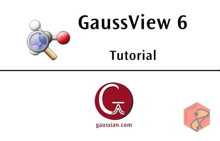 فیلم آموزشی نرم افزار GaussView