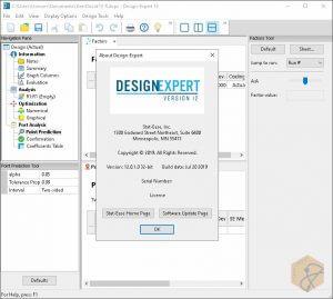 نرم افزار Design Expert