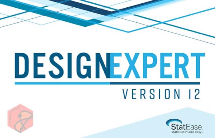 نرم افزار Design Expert نسخه 12