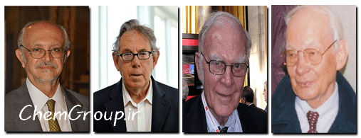 آشنایی با چهار دانشمند شیمی
