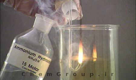 تهیه گازهای شیمیایی در آزمایشگاه